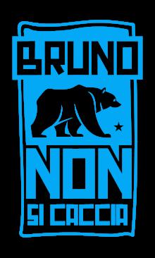 Logo Bruno non si Caccia