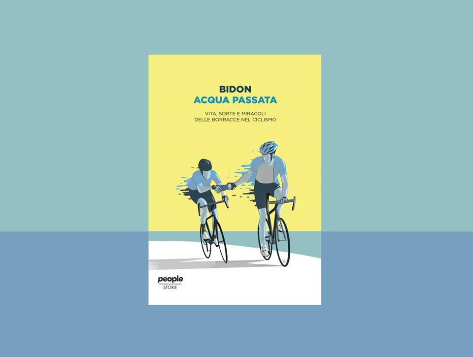 """copertina di """"Acqua passata"""", di Bidon"""
