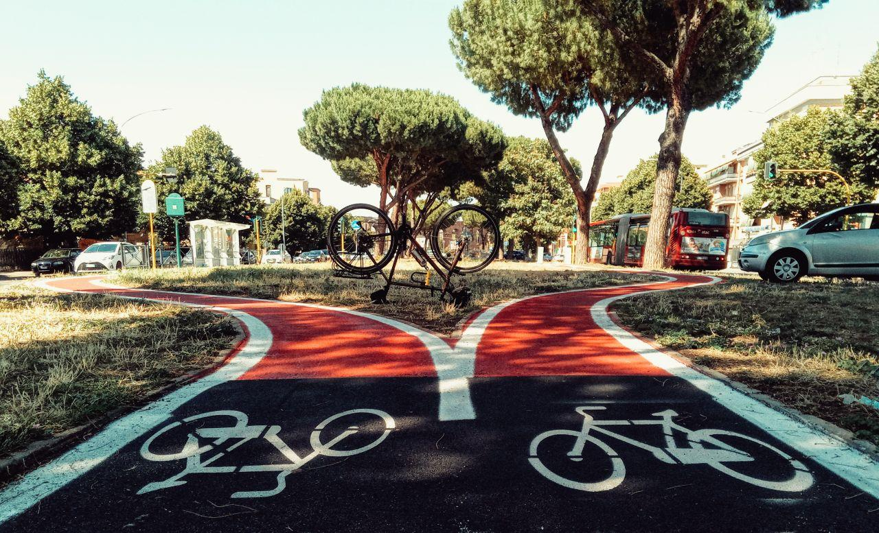 Ciclabilità al bivio, di Piero Ventura